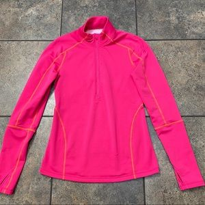 Women's Lucy 1/2 Zip Athletic Pullover Size Small